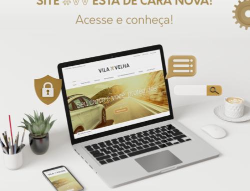 O novo site da #VV está no ar!
